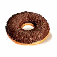 Chocolate Glazed Doughnut