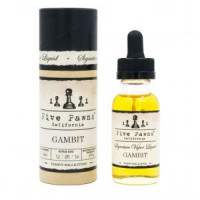 Five Pawns — Gambit